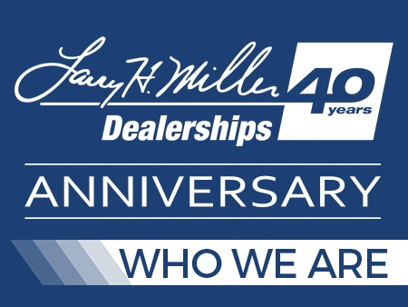 40th Anniversary of Larry H. Miller Dealerships