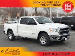 New 2021 Ram 1500 BIG HORN QUAD CAB 4X4 6'4 BOX Quad Cab for sale near you in Sandy, UT