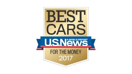 2017 Chrysler Pacifica named Best Minivan for the Money by U.S. News