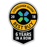 Ram 1500 Consumer Guide Best Buy Award Winner - Six Years in a Row