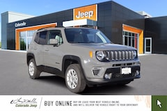 New 2021 Jeep Renegade LATITUDE 4X4 Sport Utility Denver