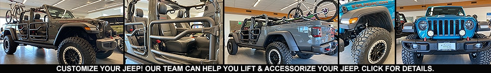 Colorado Jeep Lift Kits
