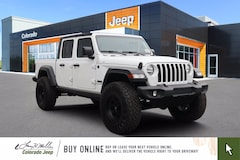 New 2020 Jeep Gladiator SPORT 4X4 Crew Cab Denver