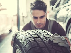 Free Visual Alignment Check & Tire Inspection: Value $59.95