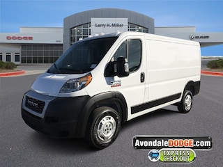 New Dodge and Ram vehicles 2019 Ram ProMaster 1500 CARGO VAN LOW ROOF 136 WB Cargo Van 3C6TRVAGXKE500146 for sale near you in Avondale, AZ