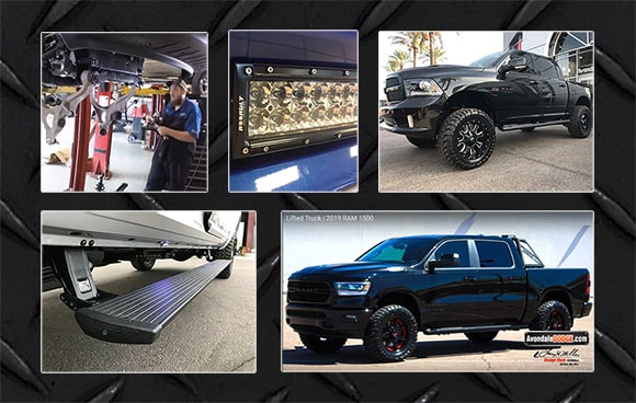 Custom Ram Trucks for sale in Avondale, AZ