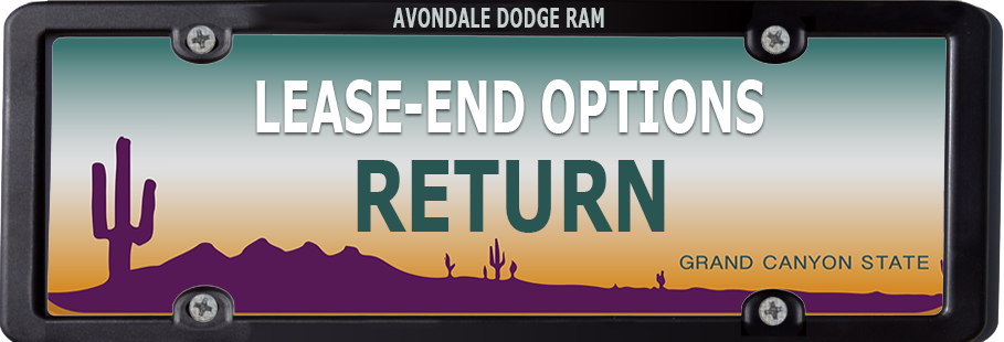Dodge/Ram Lease Return, Avondale AZ