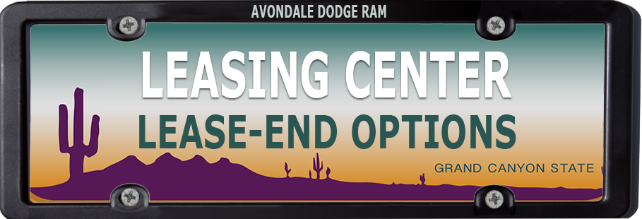 Dodge Ram End of Lease options in Avondale