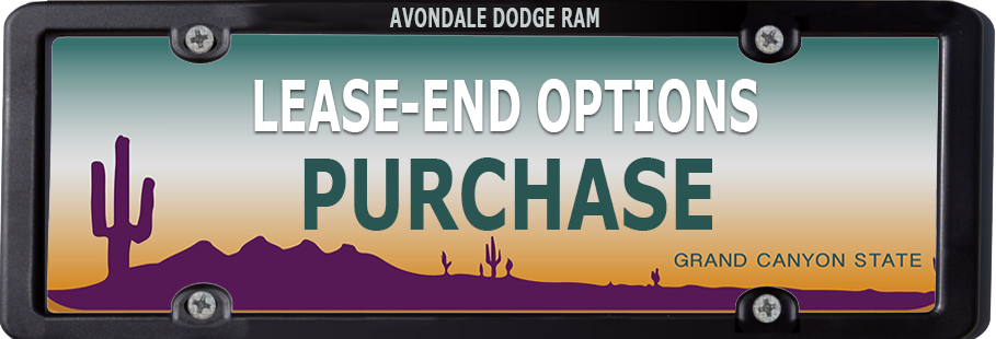 Dodge/Ram Lease-End Purchase Option, Avondale AZ