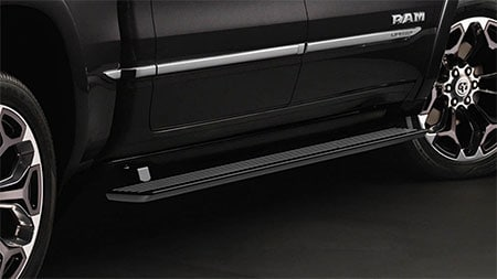 Available power side running board on the all new 2019 Ram 1500 for sale in Avondale, AZ