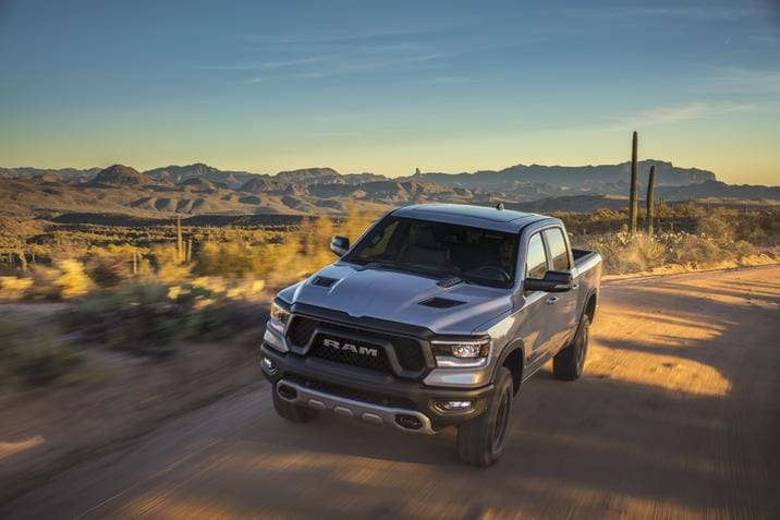 Find your all-new 2019 RAM at Larry H. Miller Dodge Ram Avondale