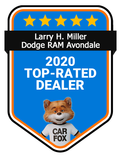 CarFax 2020 Top Dealer Award