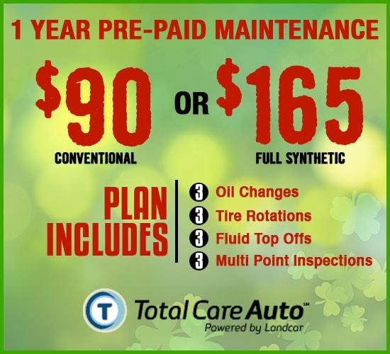 Mazda Oil Change Coupon: Avondale Auto Service Specials