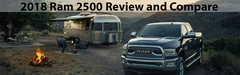 Review & Compare 2018 Ram 2500, Denver CO