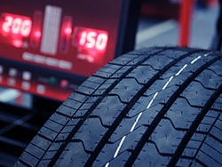 Balance Wheels, Rotate Tires, and Inspect Brakes