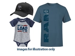 Save on Mopar Brand Hats & Clothing