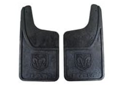 Ram 1500 Front Molded Splash Guards Regularly Priced at $55