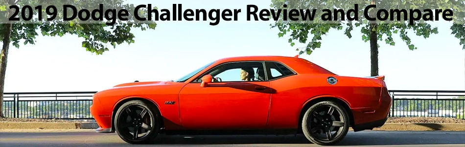 Review-and-Compare-2019-Dodge-Challenger Denver CO