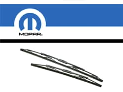 Save on Mopar Wiper Blades. Starting at $40 per pair.