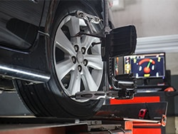 4WD and FWD Alignment