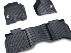 Ram 1500 All-weather Mats Bucket Style