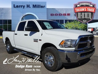 New Dodge Ram vehicles 2018 Ram 2500 TRADESMAN CREW CAB 4X2 6'4 BOX Crew Cab for sale near you in Tucson, AZ