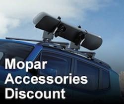 Mopar Accessories Discount 10% Off