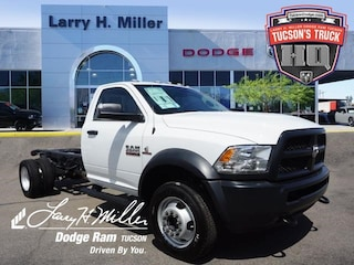 New Dodge Ram vehicles 2018 Ram 4500 TRADESMAN CHASSIS REGULAR CAB 4X2 168.5 WB Regular Cab for sale near you in Tucson, AZ