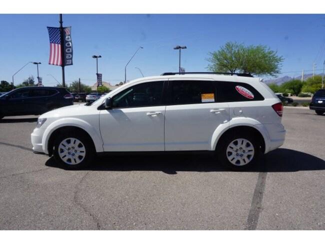 Used 2018 Dodge Journey For Sale at Larry H. Miller ...