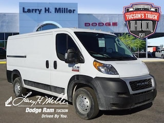 New Dodge Ram vehicles 2019 Ram ProMaster 1500 CARGO VAN LOW ROOF 136 WB Cargo Van for sale near you in Tucson, AZ