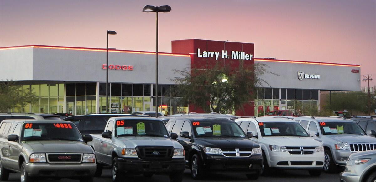 about larry h miller dodge ram tucson new and used car dealer. Black Bedroom Furniture Sets. Home Design Ideas