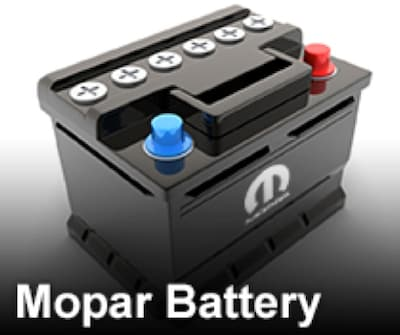 10% Off Mopar/Magneti Marelli Battery