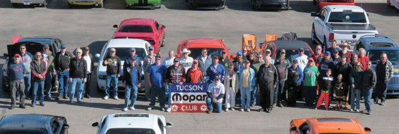 MOPAR Club Car Shows in Tucson, AZ | Larry H  Miller Dodge Ram Tucson