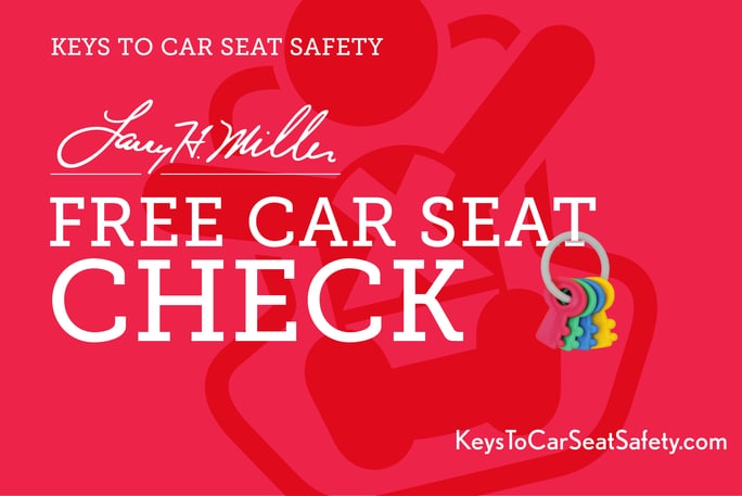 Free Car Seat Safety Checks at Larry H. Miller Dodge Ram Tucson