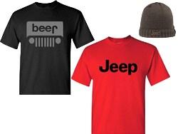 Jeep Logo Apparel