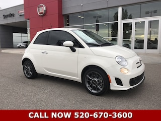 New 2018 FIAT 500 POP Hatchback for sale near you in Tucson, AZ
