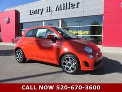 New Fiat cars 2018 FIAT 500 POP Hatchback for sale near you in Tucson, AZ