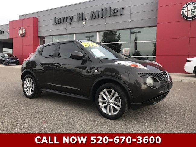 Used 2011 Nissan Juke S SUV for sale in Tucson, AZ