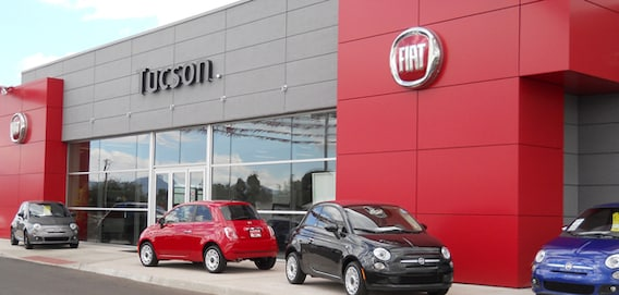 Larry H Miller Tucson >> About Larry H Miller Fiat Of Tucson Arizona New Fiat And
