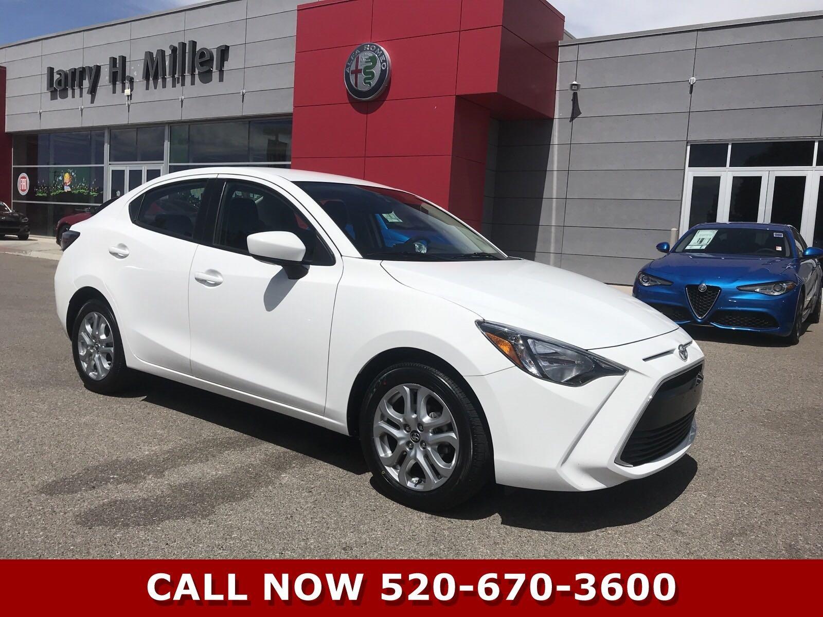 Featured Used 2018 Toyota Yaris iA Base Sedan for sale near you in Tucson, AZ