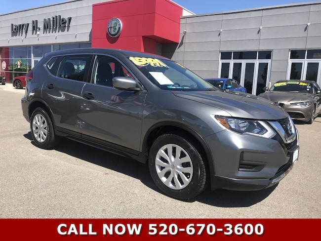 Used 2017 Nissan Rogue S SUV for sale in Tucson, AZ