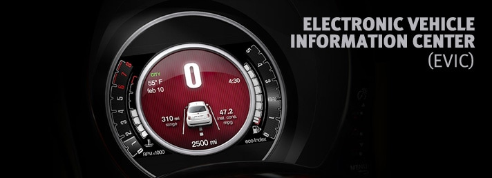 Larry H Miller Tucson >> FIAT 500 Electronic Vehicle Information Center | Tucson ...
