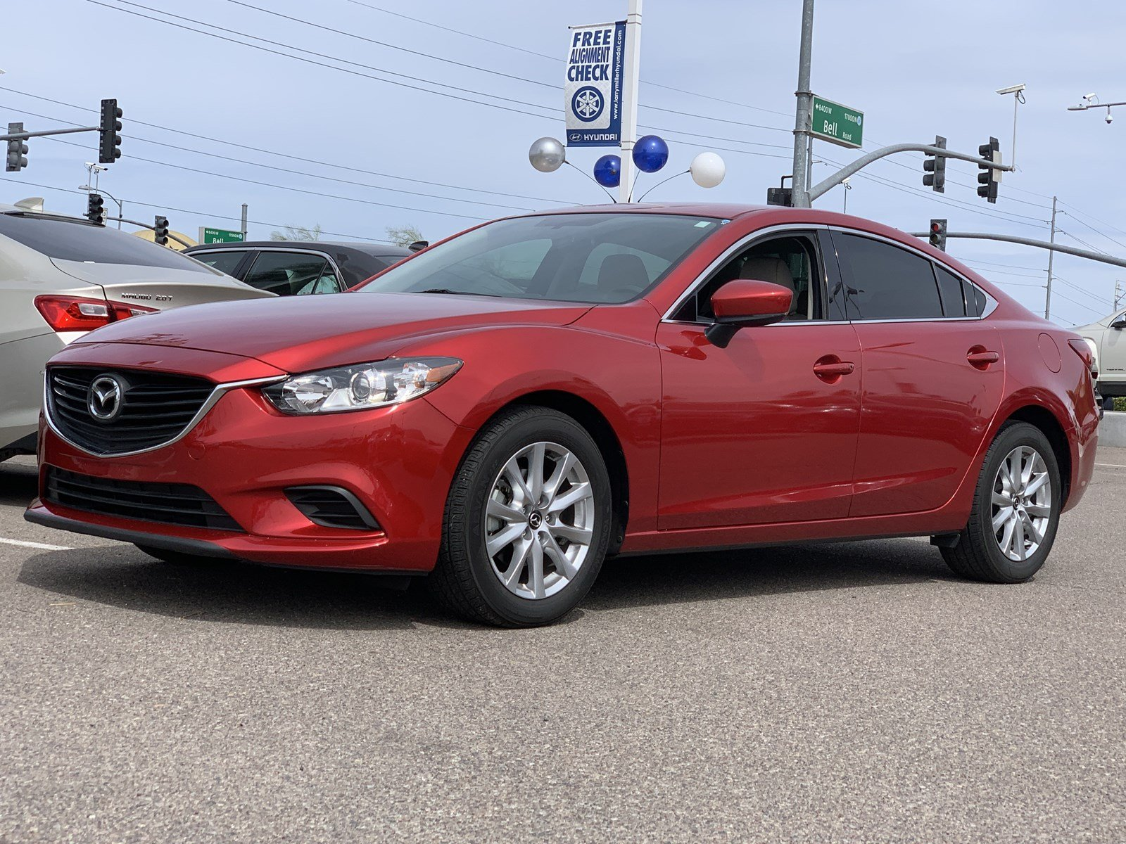 2017 Mazda Mazda6 Sport 2017.5 Sport Auto
