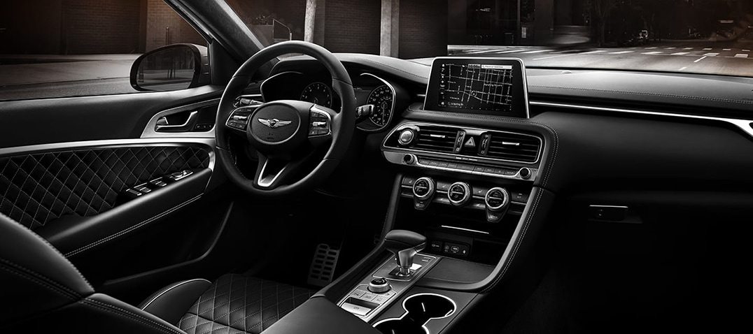 Test Drive the 2019 Genesis G70 in Phoenix area