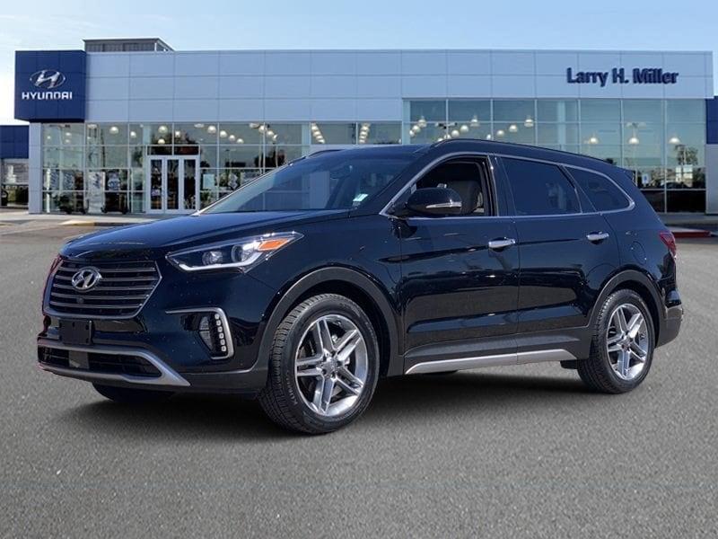 2018 Hyundai Santa Fe Limited Ultimate Limited Ultimate 3.3L Auto