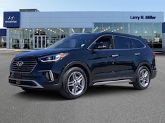 2018 Hyundai Santa Fe Limited Ultimate Limited Ultimate 3.3L Auto