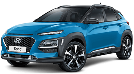 The New Hyundai Kona Crossover information and research in Spokane