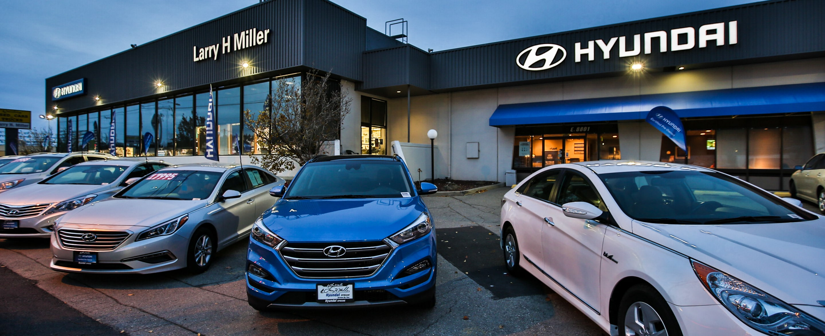 about larry h miller hyundai spokane new hyundai and used car dealer serving spokane. Black Bedroom Furniture Sets. Home Design Ideas