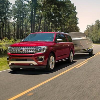 RV Trailer Towing Guidelines | Denver Ford Dealer | Larry H