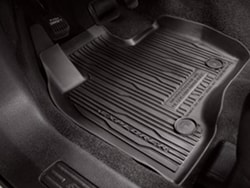 Ford All-weather Floor Mats Tray Style. Starting at $170.